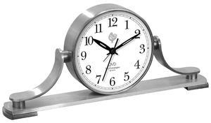 Zegar kominkowy JVD TS60.2 BUDZIK METALOWY - 2847547991