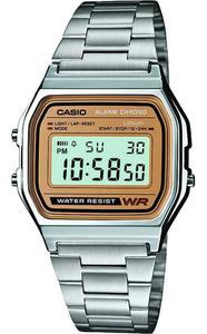 Zegarek Casio A158WEA-9EF Retro - 2847546760