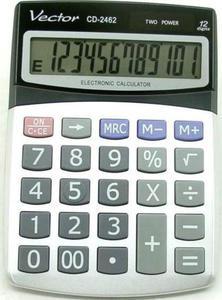 Kalkulator Vector CD-2462 - BIG KEYS - 2834496124
