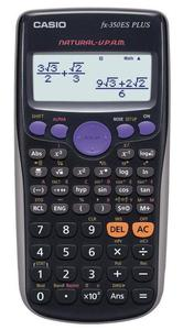 Kalkulator Casio FX-350ES PLUS - naturalny zapis - 2847548001
