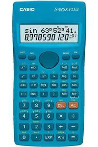 Kalkulator Casio FX-82SX PLUS - 177 FUNKCJI - 2847548005