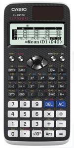 Kalkulator Casio FX-991EX ClassWiz - arkusz kalkulacyjny - 2847548008