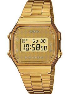Zegarek Casio A168WG-9BWEF Retro - 2832895557