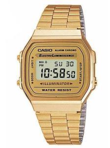 Zegarek Casio A168WG-9EF Retro - 2834928803