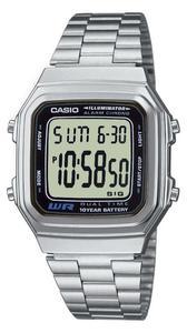 Zegarek CASIO A178WEA-1AES RETRO - 2847546766