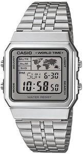 Zegarek CASIO A500WEA-7EF RETRO - 2847546767