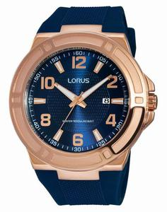 Zegarek LORUS RH914FX9 WR100 czytelny - 2847548117