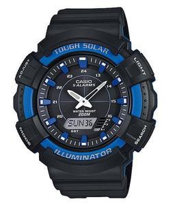 Zegarek Casio AD-S800WH-2A2VEF Solar - 2847546770