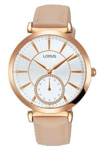 Zegarek Lorus RN418AX8 Rose Gold Cyrkonie - 2847548155