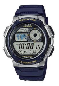 Zegarek CASIO AE-1000W-2AVEF WR100 LED - 2847546775