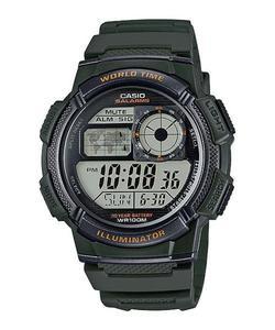 Zegarek CASIO AE-1000W-3AVEF WR100 LED - 2847546776