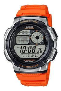 Zegarek CASIO AE-1000W-4BVEF WR100 LED - 2847546778