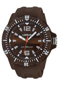 Zegarek LORUS RRX15EX9 Sportowy gumowy pasek WR100 - 2847548215
