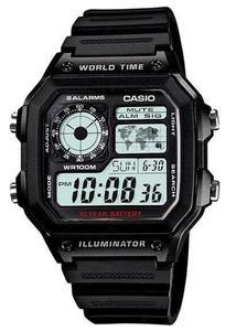 Zegarek Casio AE-1200WH-1AVEF - 2847546781