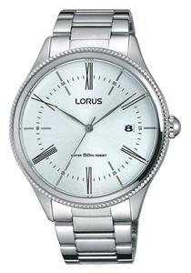 Zegarek LORUS RS921CX9 Klasyczny WR50 DATA - 2847548247