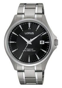 Zegarek LORUS RS931CX9 TYTANOWY Klasyczny WR50 - 2847548253