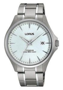 Zegarek LORUS RS933CX9 TYTANOWY Klasyczny WR50 - 2847548254
