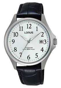 Zegarek LORUS RS935CX9 TYTANOWY Klasyczny WR50 - 2847548255