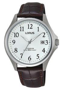 Zegarek LORUS RS937CX9 TYTANOWY Klasyczny WR50 - 2832895740