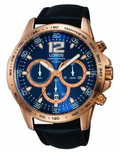 Zegarek LORUS RT312EX9 CHRONOGRAF WR100 - 2847548268