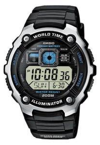 Zegarek Casio AE-2000W-1AVEF WR200 - 2847546786