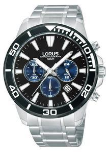 Zegarek Lorus RT337CX9 Chronograf - 2847548278