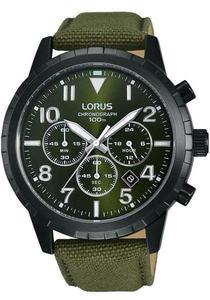 Zegarek LORUS RT337FX9 CHRONOGRAF WR100 - 2847548279
