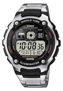Zegarek Casio AE-2000WD-1AVEF WR200 - 2847546787
