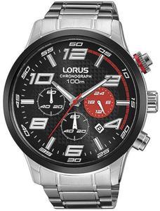 Zegarek LORUS RT363EX9 CHRONOGRAF WR100 - 2847548290