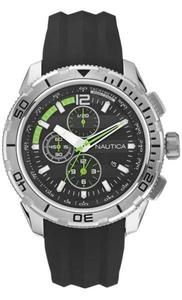 Zegarek Nautica A18722G NST 101G Chrono - 2847548377