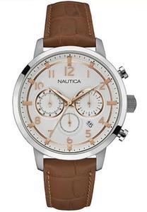 Zegarek Nautica NAI16525G Chrono Date - 2847548386