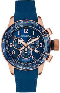 Zegarek Nautica NAI28500G Rose Gold Chrono - 2847548392