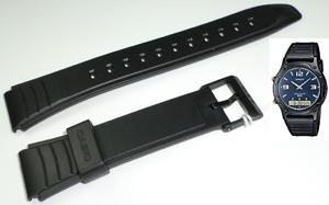 Pasek do zegarka Casio AW-49HE 19 mm PA C AW-49HE - 2847548429