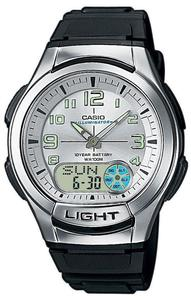 Zegarek Casio AQ-180W-7BV DataBank - 2847546804