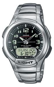 Zegarek Casio AQ-180WD-1BV DataBank - 2847546805