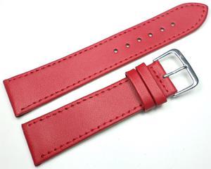 Skórzany pasek do zegarka 20 mm JVD J20.003.04 - 2847548481