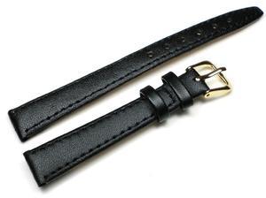 Skórzany pasek do zegarka 12 mm Perfect P12.004.01 - 2847548539
