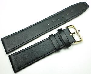 Skórzany pasek do zegarka 20 mm Perfect P20.002.01 - 2847548542