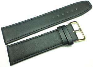 Skórzany pasek do zegarka 24 mm XL Perfect P24.002.01 - 2847548546