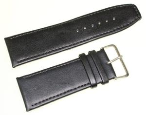 Skórzany pasek do zegarka 28 mm Perfect P28.001.01 - 2847548547