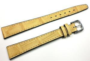 Skórzany pasek do zegarka 14 mm XL K.REDA R14.011.05 - 2847548563