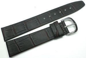 Skórzany pasek do zegarka 18 mm K.REDA R18.008.05 WR - 2847548573