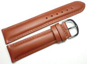 Skórzany pasek do zegarka 20 mm K.REDA R20.003.05 - 2847548584