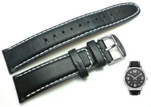 Pasek do zegarka Timex T28071 P28071 20 mm Skóra - 2847548598