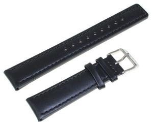 Pasek do zegarka Timex T2E561 P2E561 20 mm Skóra - 2847548599