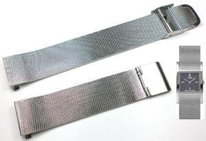Bransoleta do zegarka Timex T2J911 P2J911 18 mm Stal - 2847548601
