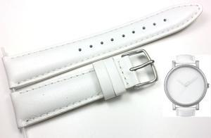 Pasek do zegarka Timex T2N345 P2N345 20 mm Skóra - 2832895792