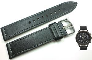 Pasek do zegarka Timex T2N699 P2N699 20 mm Skóra - 2847548606