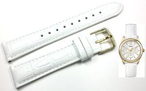 Pasek do zegarka Timex T2P071 P2P071 18 mm Skóra - 2847548627