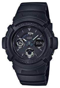 Zegarek CASIO AW-591BB-1AER BLACK G-SHOCK A/C WR200 - 2847546825